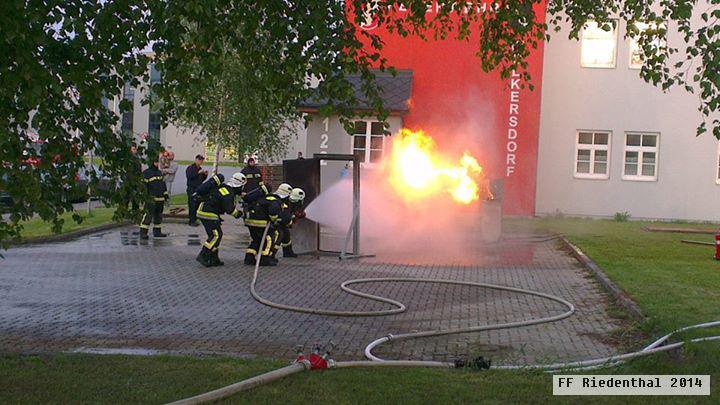 flanschbrand